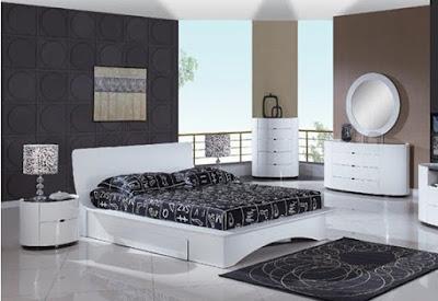 Gia Storage Platform Bed