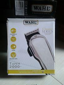 wahl taper 2000 clipper