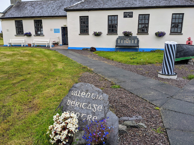 Valentia Heritage Centre near Knightstown on Valentia Island