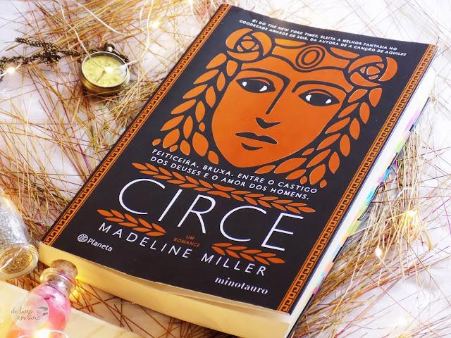 Resenha Circe (Madeline Miller)