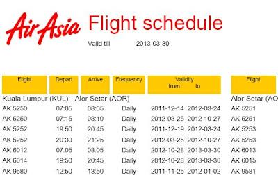 Tiket Promo Air Asia Ke Singapura 2013 Ticket Promo Air Asia