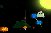 Spooks have been unleashed from the neatherworld! It is up to #Sling to once again save the world! #HalloweenGames #SpookyGames #HalloweenFunGames