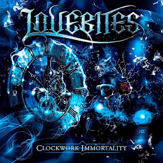 "Το τραγούδι των Lovebites ""Pledge Of The Savior"" από το album ""Clockwork Immortality"""