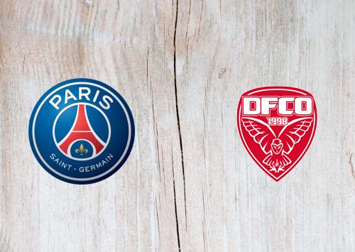 PSG vs Dijon -Highlights 24 October 2020