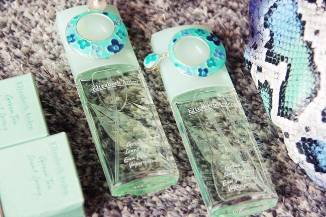 best Elizabeth Arden perfumes, best fresh perfumes for spring