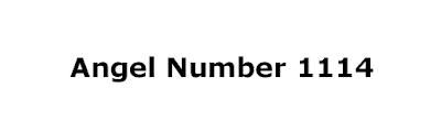 1114 angel number