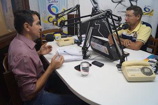 Prefeito Olivânio alerta população sobre boataria maldosa em Picuí