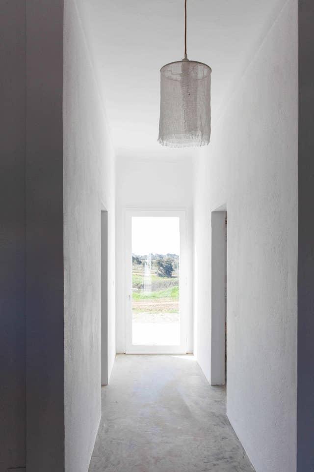 Estilo rústico, natural y minimalista en un hotel agriturismo en Portugal