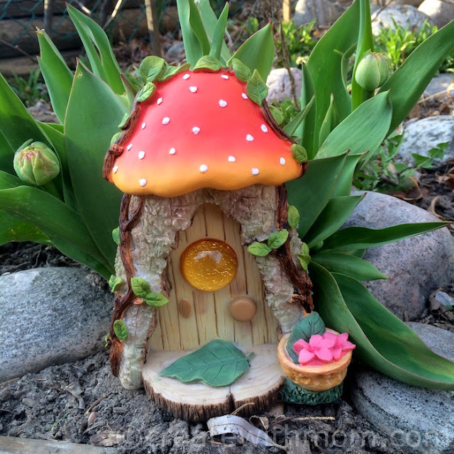 Create with mom hallmark gift items for mothers for Hallmark fairy door