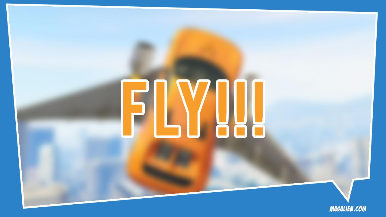Mobil Terbang GTA