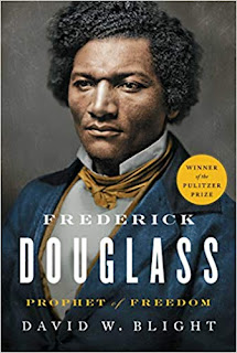 what i m reading: frederick douglass, prophet of freedom
