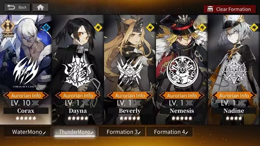 Thunder Mono Team