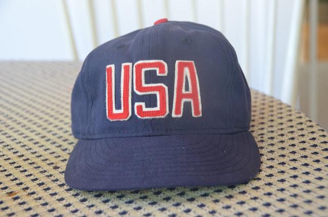 j crew usa hat