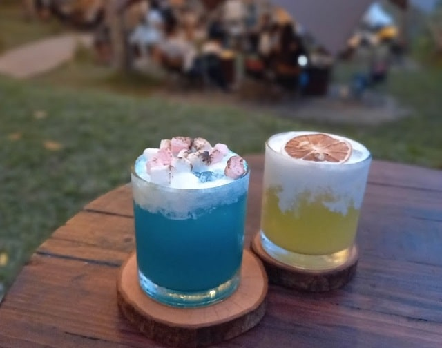 menu atanapi coffee camp bandung