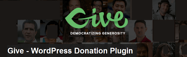 give plugin for non-profits