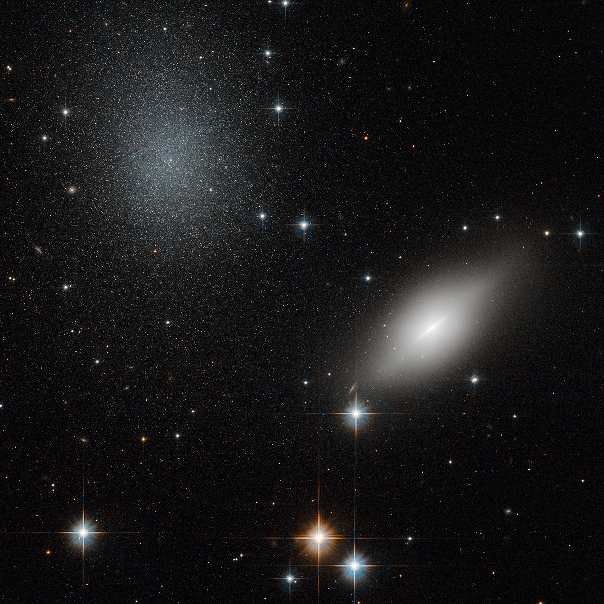 galaxies s and e - photo #24