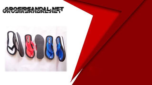 Sandal Lisban Polet Cewe BJG - Grosir Sandal Murah Garut