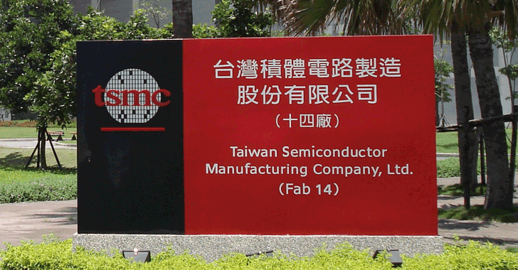 taiwan semiconductor manufacturing company iphone computer virus attack