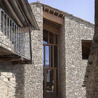 Architettura a Ostana