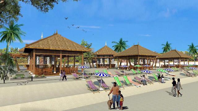 Le plan d'aménagement du littoral - Sihanoukville