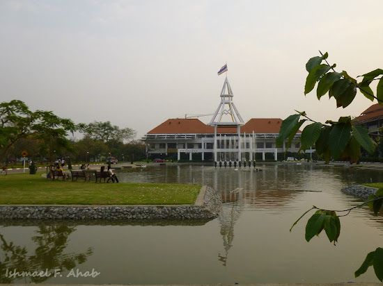 A building in Thamassat University