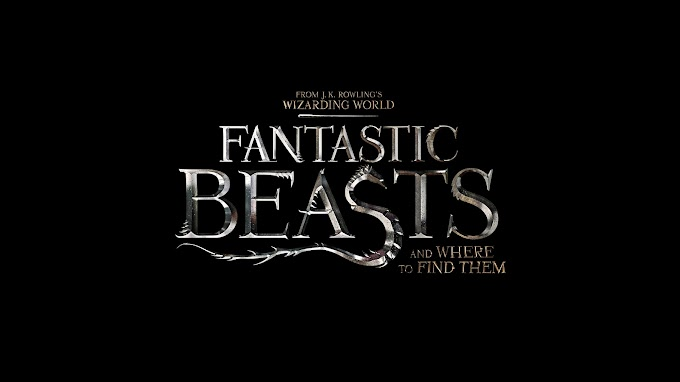 Série de livros de Animais Fantásticos será lançado em outubro