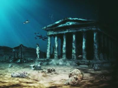 Altantida, Continente Perdido, Triângulo das Bermudas, Continente Atlântida, Platão, Civilizações Antigas