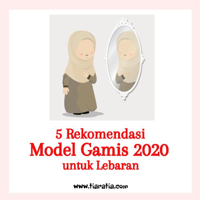model gamis 2020
