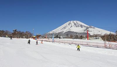 Estação de esqui Yeti