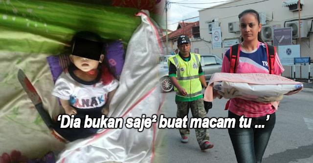ALLAH ! Polis DEDAH Punca Sebenar Ibu Sanggup Sembelih Anak Berusia 2 Bulan, Kes Baru Berlaku Sebentar Tadi !