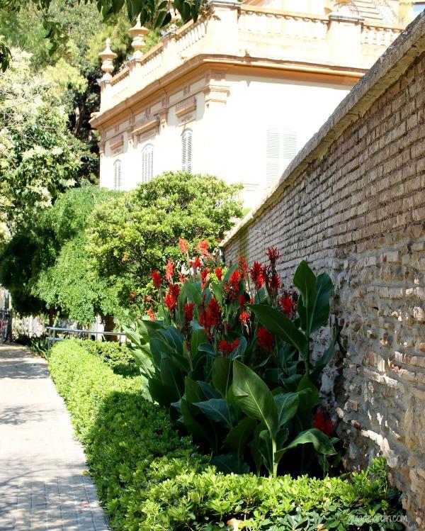 Domingo en valencia jardines de monforte guia de jardin for Entradas de jardines
