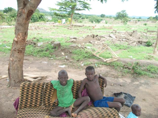 NIGERIA: A STITCH IN TIME 2