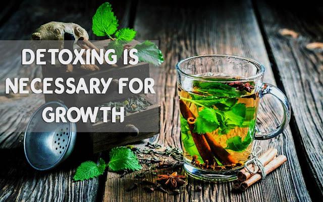 Why Body Needs Detoxing