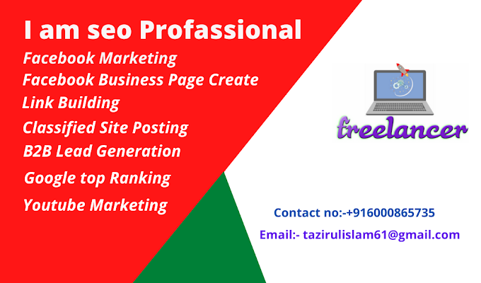 Tazirul SEO profassional only in best Digital Marketer in India