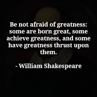 vwilliam shakespeare quotes on ambition, age, success with images
