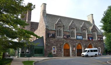 McCarter Theatre Center for the Performing Arts
