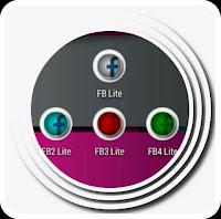Multi Facebook Lite Mod (1,2,3,4) APK
