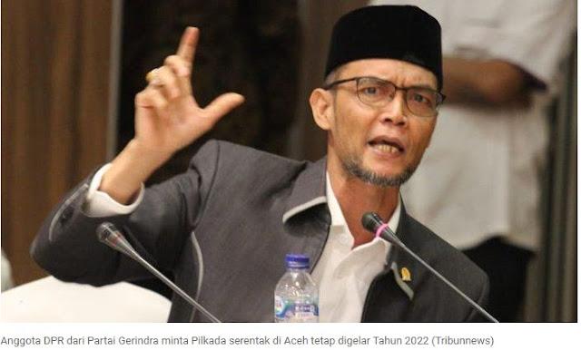 Pertahankan Kekhususan, Khalid Minta Pilkada Aceh Digelar Tahun 2022