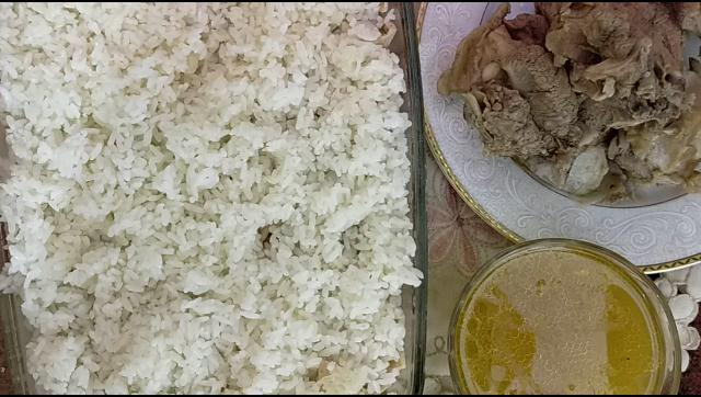 فتة اللحمة الضاني بالخل و الثوم في المنزل احلي بكتير من المطاعم الشيف محمد الدخميسي