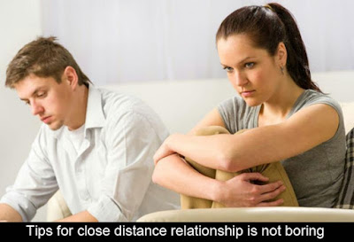 Close distance relationship is not boring