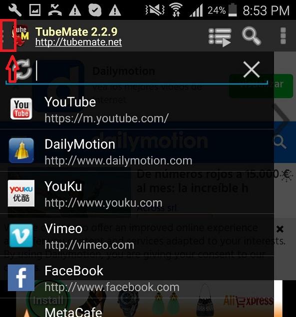 apk descargar videos de facebook