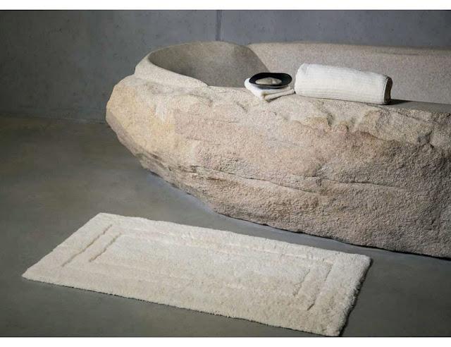 Eko Abyss alfombra de baño