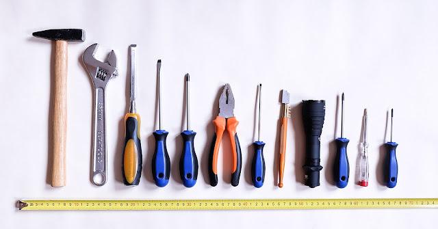 Cómo cuidar de herramientas bricolaje