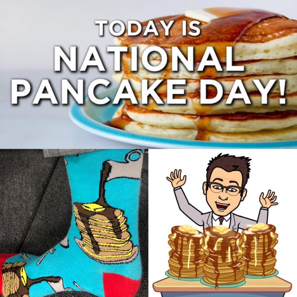 National Pancake Day Wishes Photos