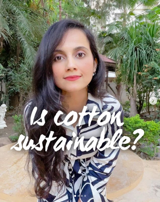 Is Cotton Sustainable - Ethical and sustainable fashion