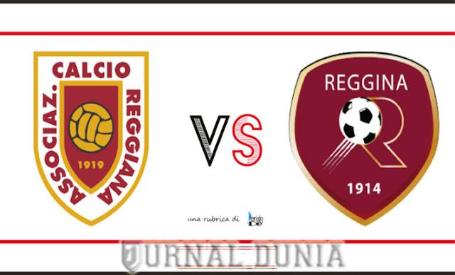 Prediksi Reggiana vs Reggina, Minggu 27 Desember 2020 Pukul 18.30 WIB