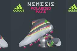 Adidas Nemeziz 19+ Polarized Pack - PES 2017 & PES 2019