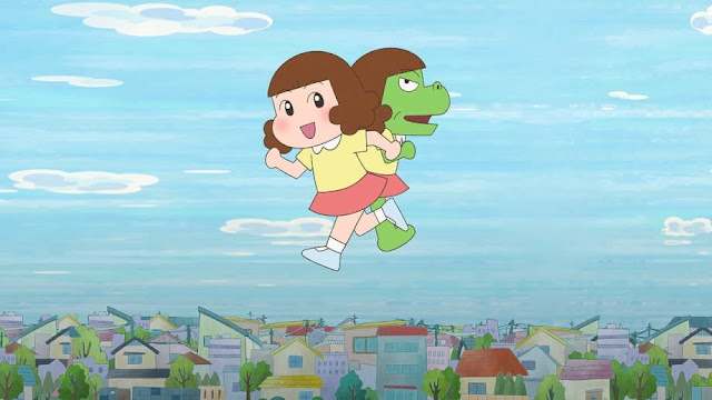 Kids Anime Dino Girl Gauko Akan Premier di Netflix Tanggal 22 November