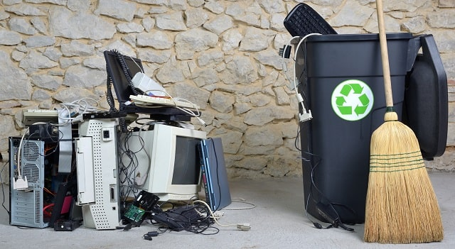how to recycle electronics e-waste recycling