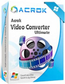 Acrok Video Converter Ultimate Free Download